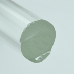 approx. 592 grams Simax Glass Rod 26mm Clear 16.00 €/kg