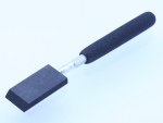Graphite Paddle 50mm x 25mm x 6mm with beveled end