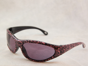 2100PK-SB safety glasses pink