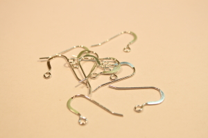 10 Pairs Ear hooks Sterling Silver 19 €
